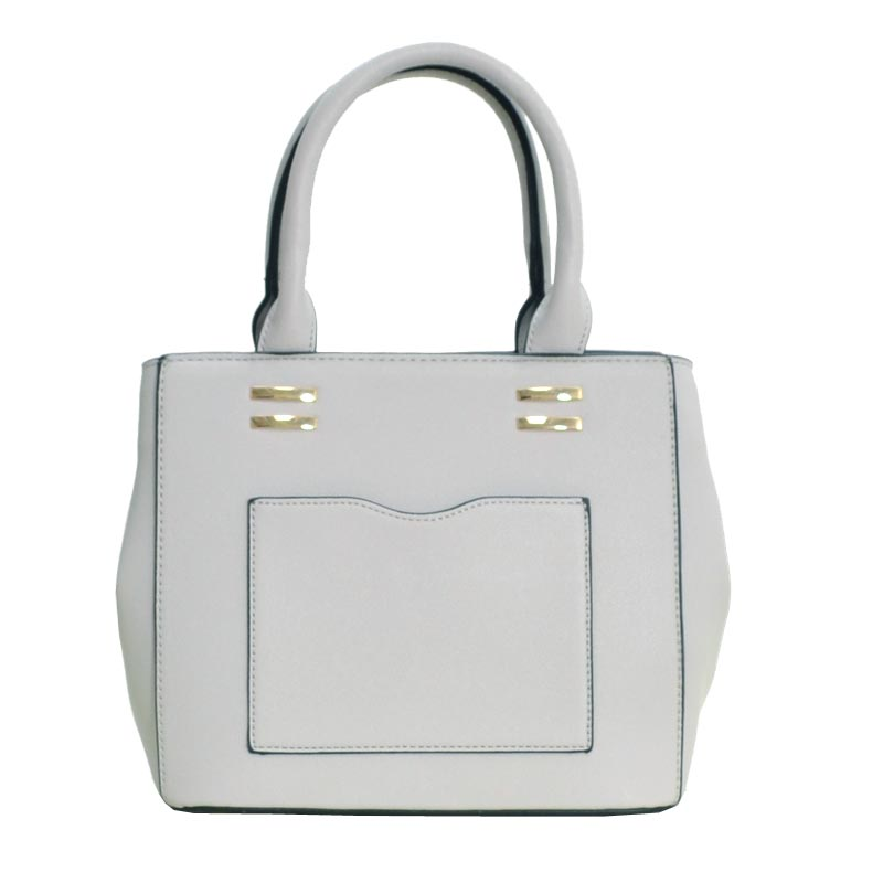 Comfortable handbag Grey