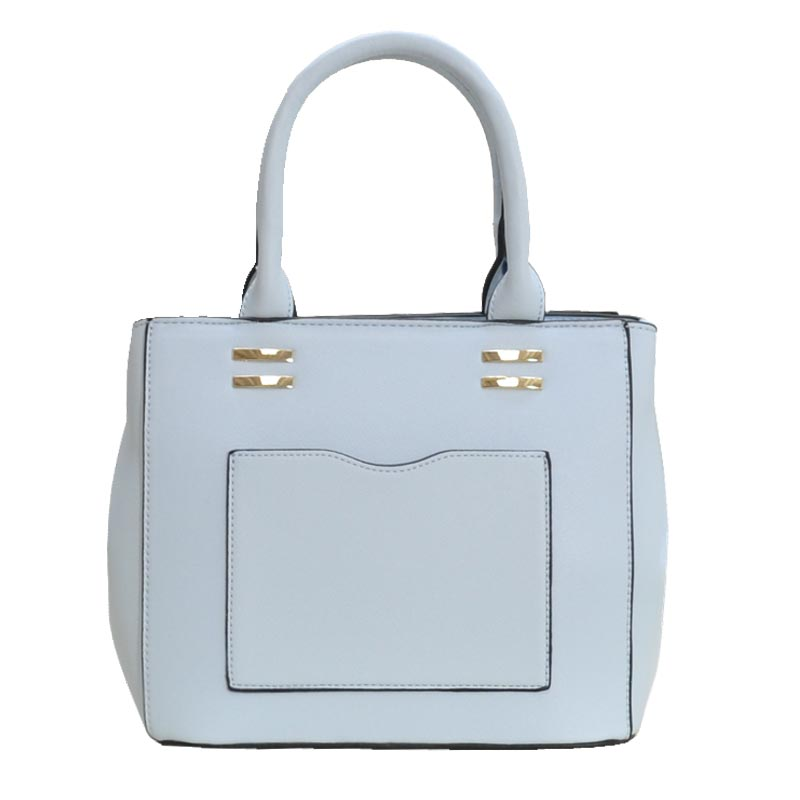 Comfortable handbag Light Blue