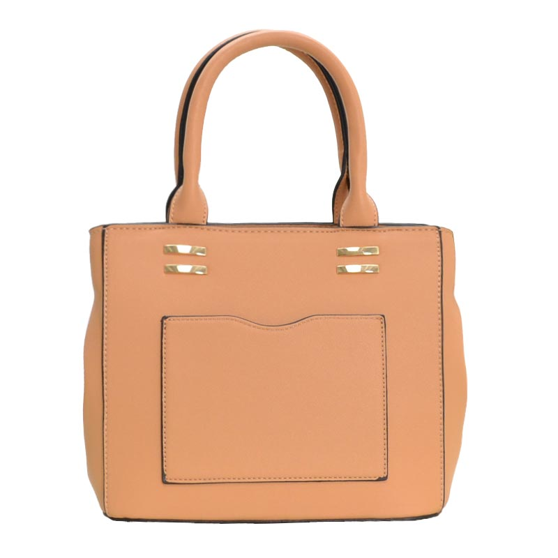 Comfortable handbag Tan