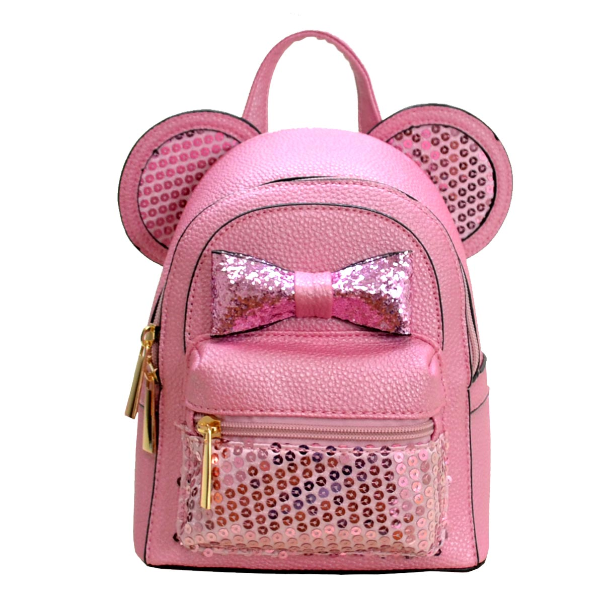 Rose Mouse Style Small Back Pack