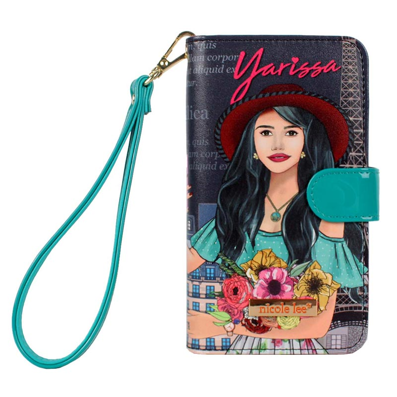 NICOLE LEE Phone Case Yarissa Loves Selfle