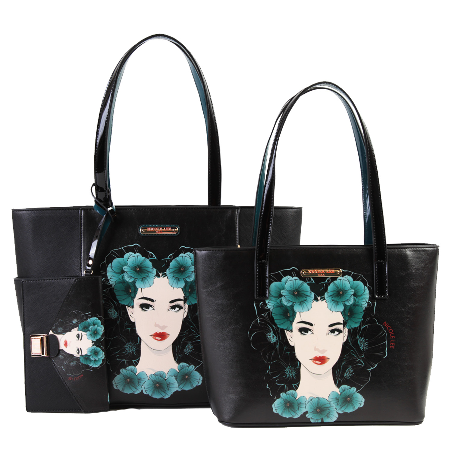 NICOLE LEE 3 in 1 Shopper Bag SES